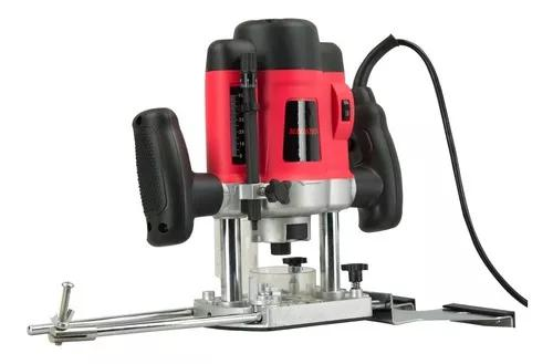 Tupia laminadora de coluna 1200w - 6000 a 30000 rpm