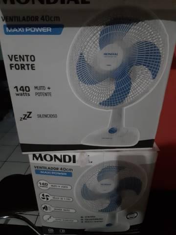Ventilador 140w 220v novos