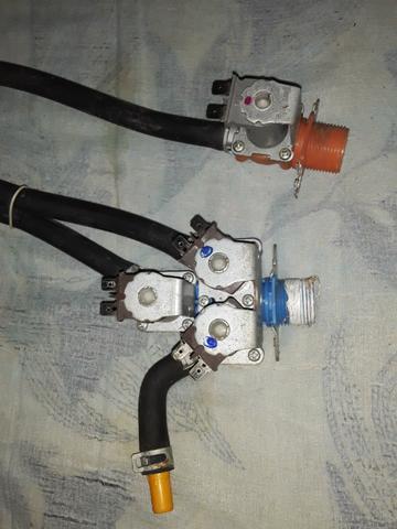 Válvulas de entrada de água lava & seca lg wd 1403 rd