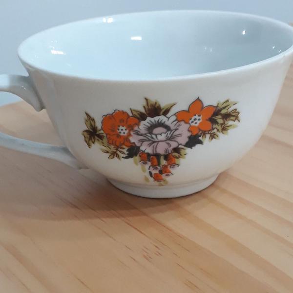 Xícara da chá antiga