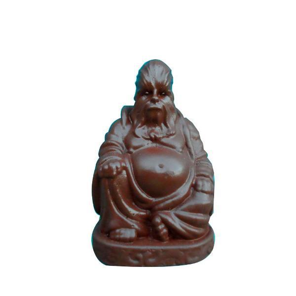 Buda chewbacca resina star wars