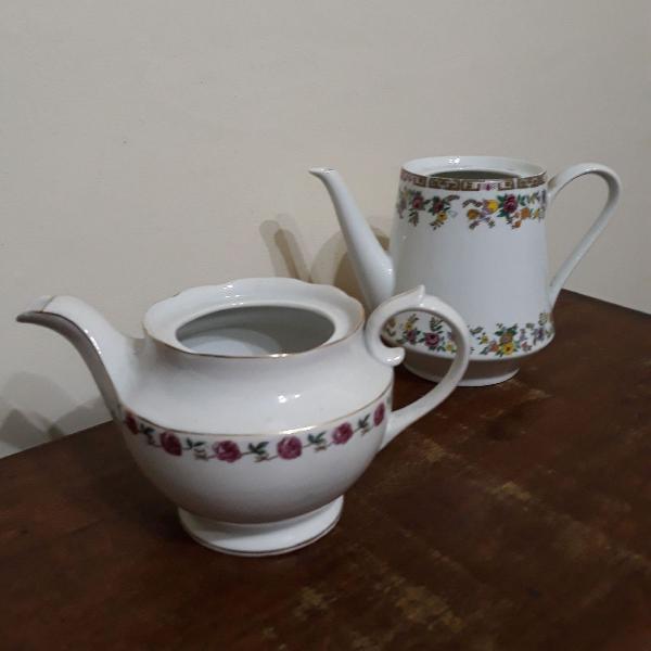 Bule de chá real são paulo à sua escolha