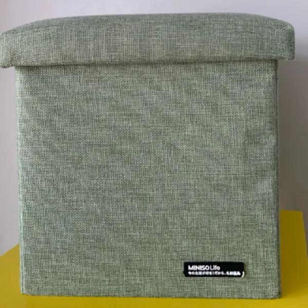 Caixa organizadora verde