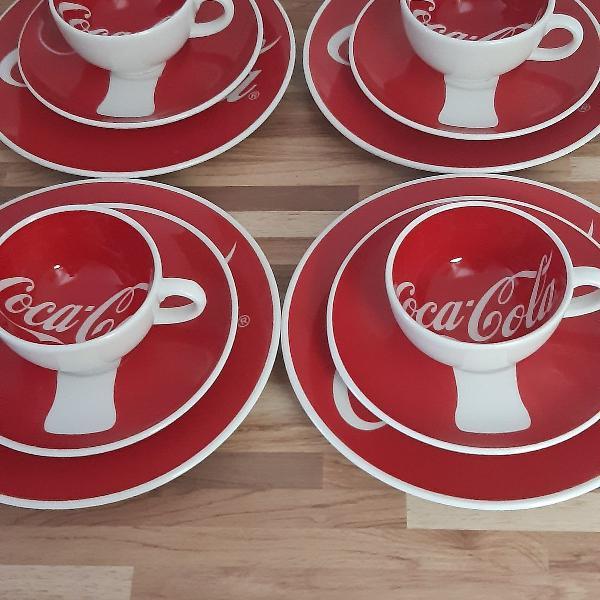 Coleção limitada coca cola