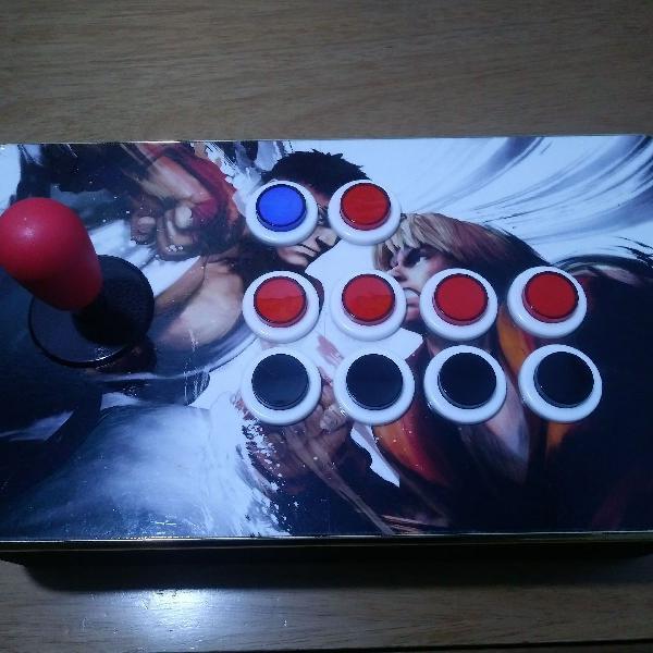Controle arcade ps1 ps2 ou ps3
