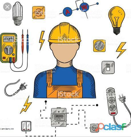 Eletricista na vila formosa 11 98503 0311