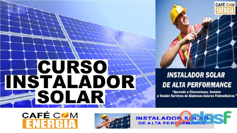 Energia solar   instalador solar de alta performance