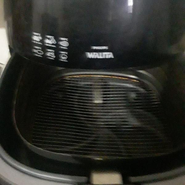 Fritadeira elétrica sem óleo walita