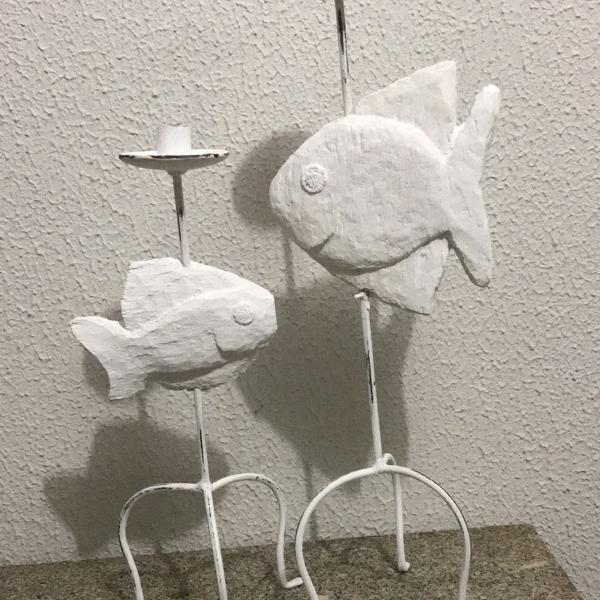 Kit castiçais de peixe