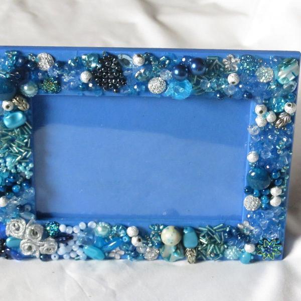 Porta retrato azul 1208