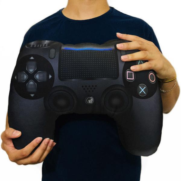 Presente para namorado gamer: almofada geek controle de