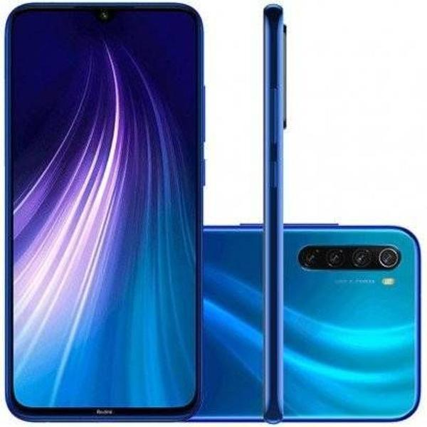 Smartphone xiaomi redmi note 8 64gb 4gb ram - versão global