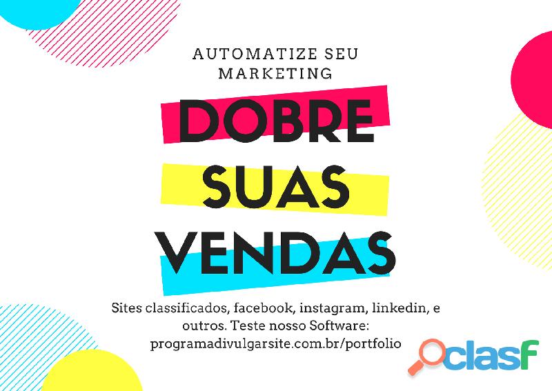 Softwares para automação de Marketing online