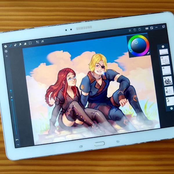 Tablet samsung galaxy notepro 12.2 32gb (wifi+3g)