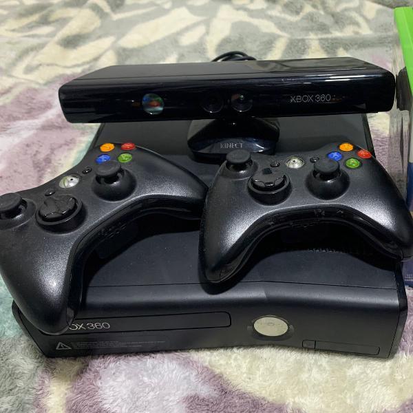 Xbox 360 live desbloqueado com kinect