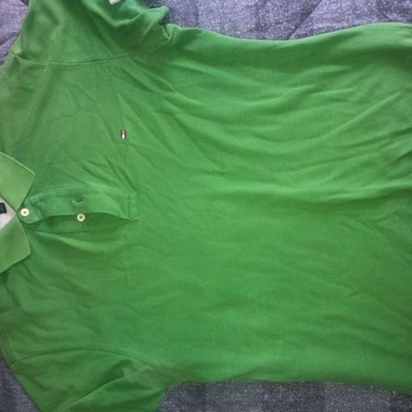 5 camisas polo tommy raulph lauren puma