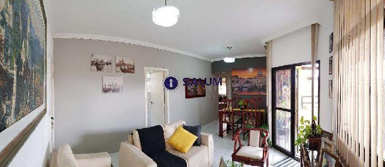 Apartamento, santa inês, 3 quartos, 1 vaga, 1 suíte