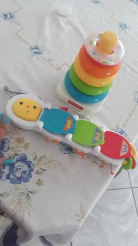 Brinquedos educativos fisher price