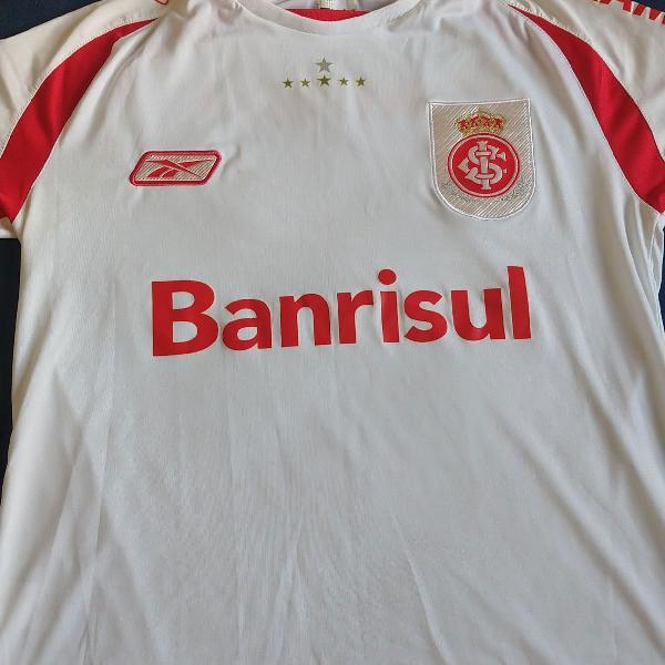 Camisa internacional 2008 - visitante reebok
