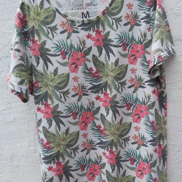 Camiseta florida masculino colletion