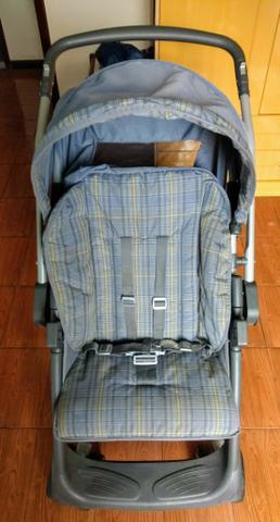 Carrinho de bebê travel system reverse rio