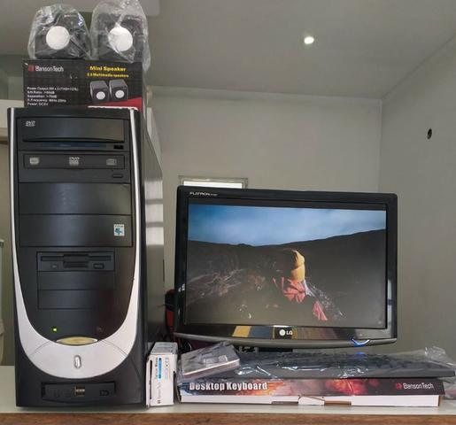 Computador completo placa nvidia 9800gt