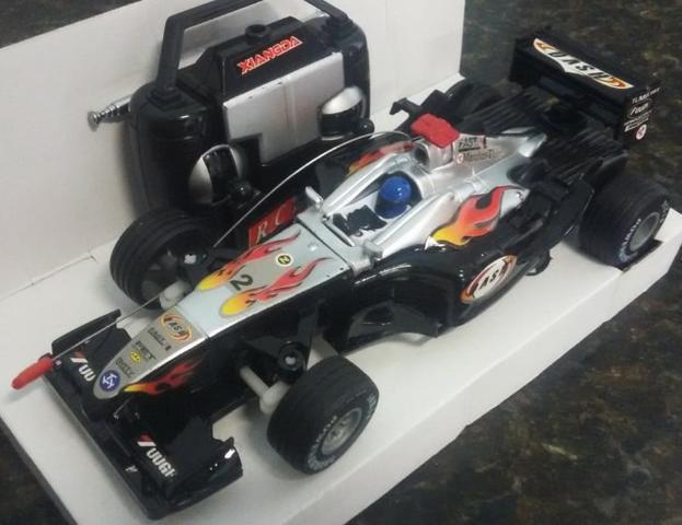Ferrari f1 controle remoto