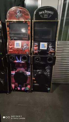 Jukebox karaoke / videoke e musica sist