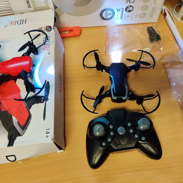 Mini drone com camera full hd