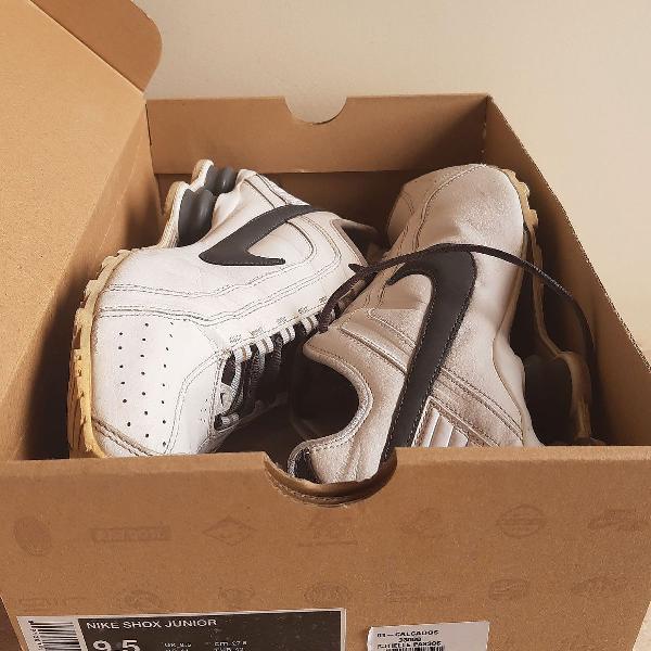 Nike shox júnior masculino