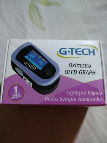 Oxímetro novo G-TECH