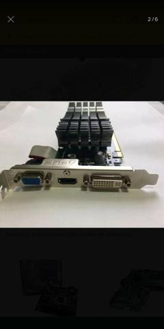 Placa de video nvidia gt210