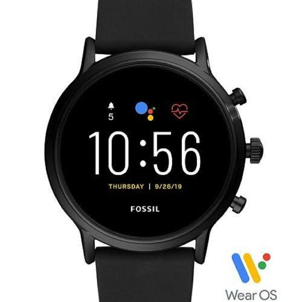 Relógio fossil smartwatch black