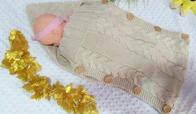 Saco para bebê dormir