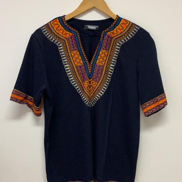 Blusa masculina étnica tamanho p