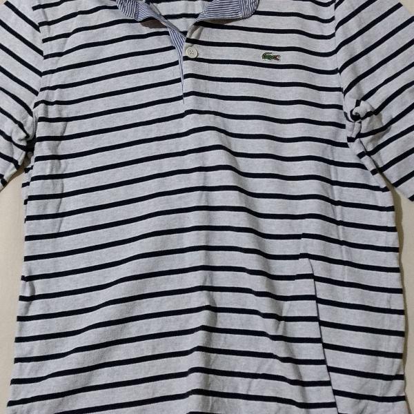 Camisa manga longa original lacoste