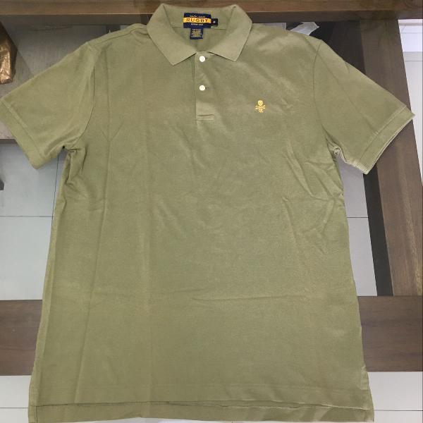 Camisa polo ralph lauren masculina tamanho m, nova e