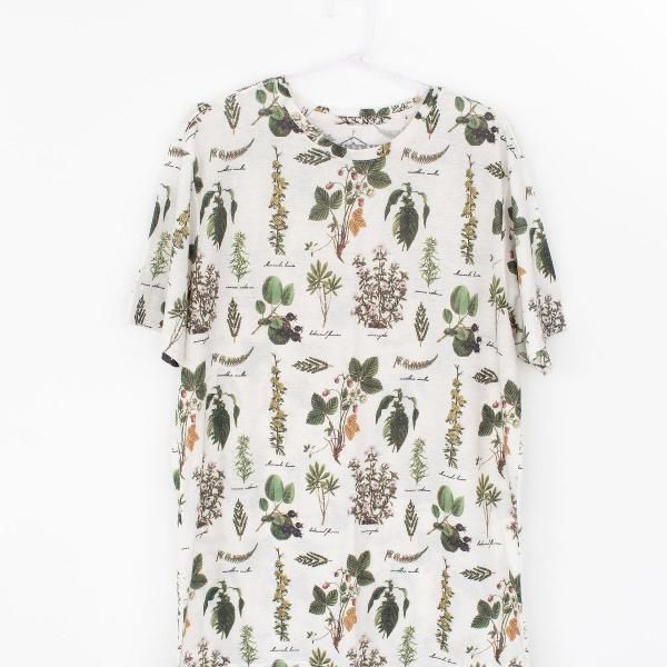 Camiseta youcom com estampa floral