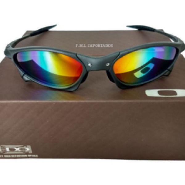 Kit mc óculos - boné - relógio - cordão + pingente da