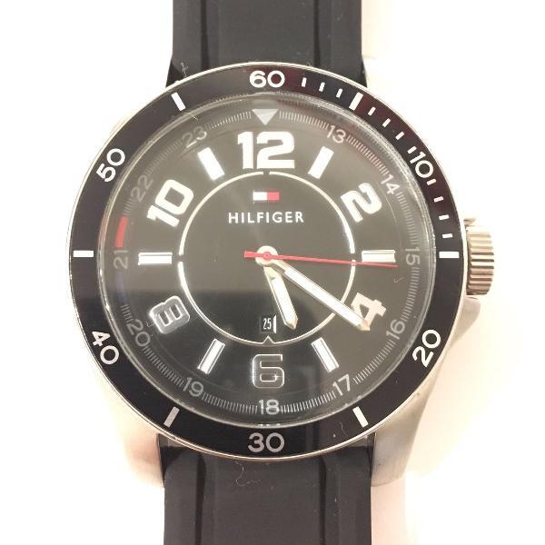 Relógio tommy hilfiger original masculino com duas
