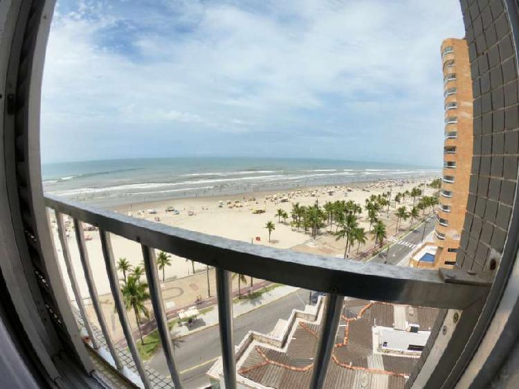 Apartamento 2 dorms. (60 m²) - av. da praia - ocian - praia