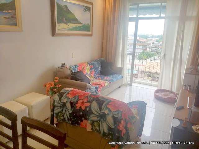 Apartamento para venda na freguesia com 2 quartos