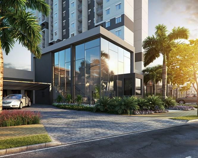 Apartamento para venda possui 69 metros três quartos em