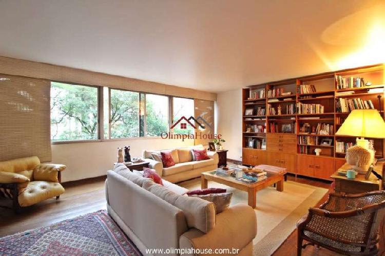 Apartamento à venda com 200m² - itaim bibi, são paulo.