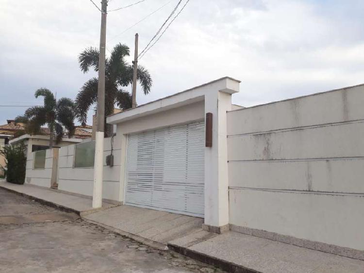 Casa linear alto padrão em ampliação - itaboraí/rj
