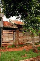 Casa geminada em construção no jardim dias 1