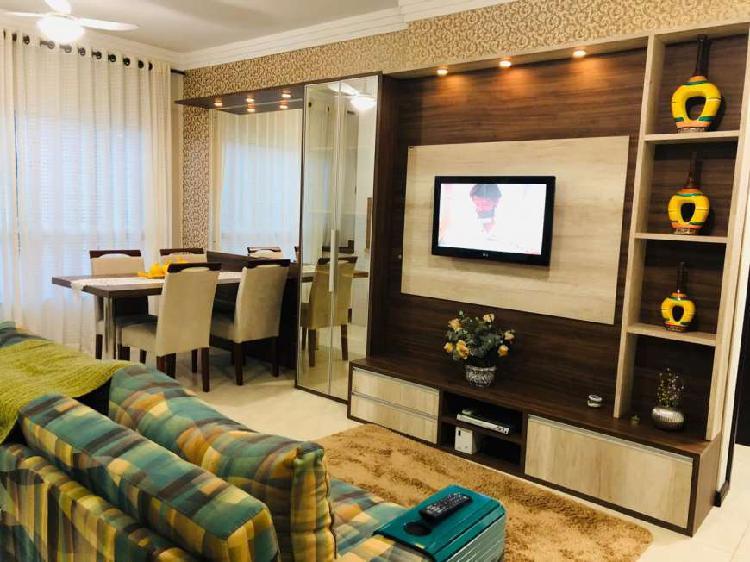 Lindo 2 dormitórios mobiliado sob medida!!!!