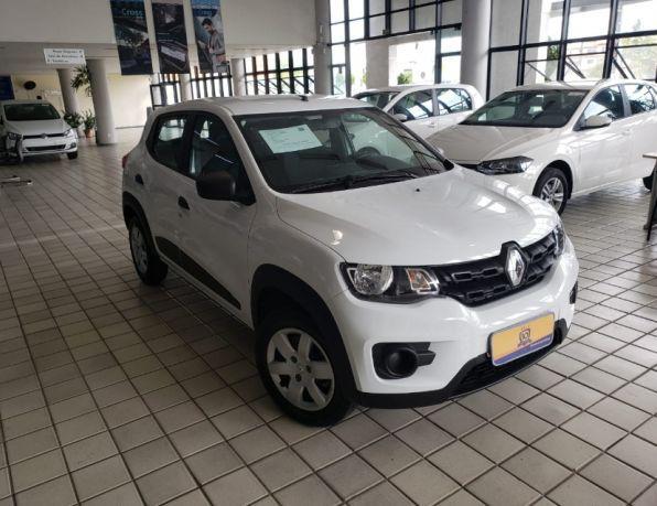 Renault kwid zen 1.0 flex 12v 5p mec. flex - gasolina e