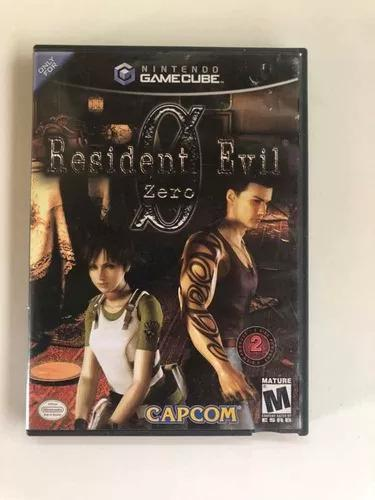 Resident evil zero original americano gamecube