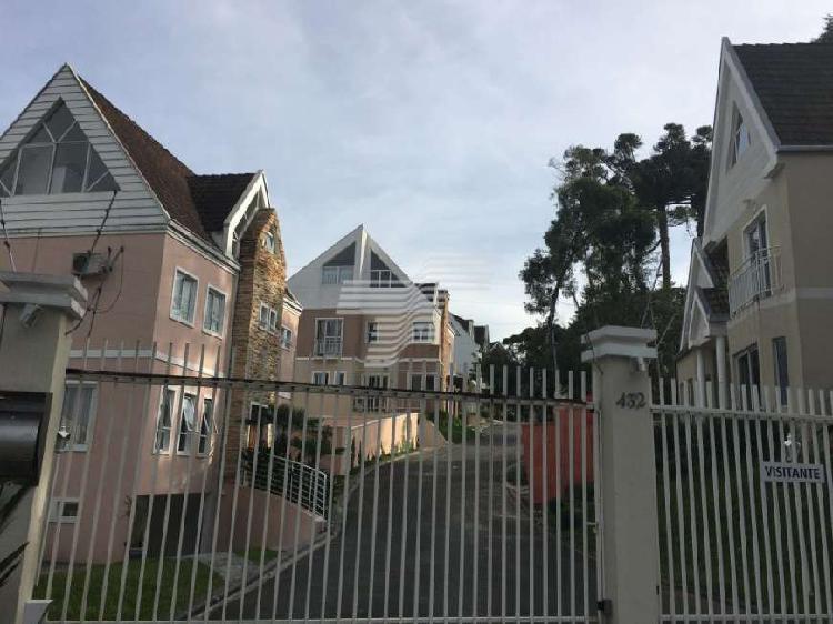 Santa felicidade casa em condomínio 4 suítes 3 vagas